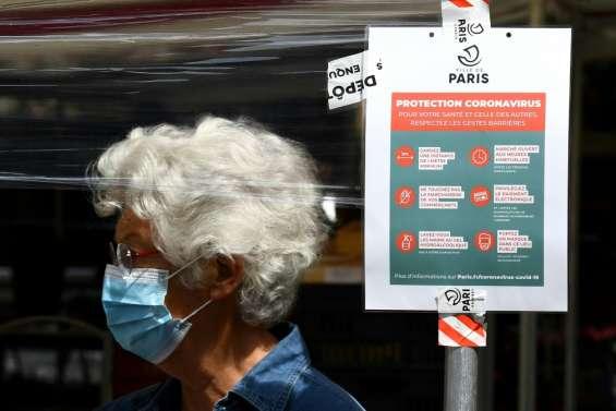 Covid-19: le gouvernement écarte un confinement imposé pour les personnes âgées
