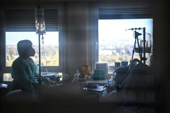Covid-19: espoirs prudents mais la tension reste forte dans les hôpitaux