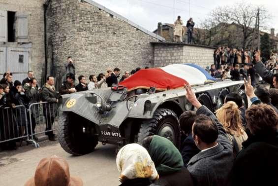 Macron à Colombey pour le 50e anniversaire de la mort de de Gaulle