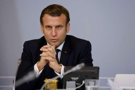 Covid-19: Macron attendu pour donner