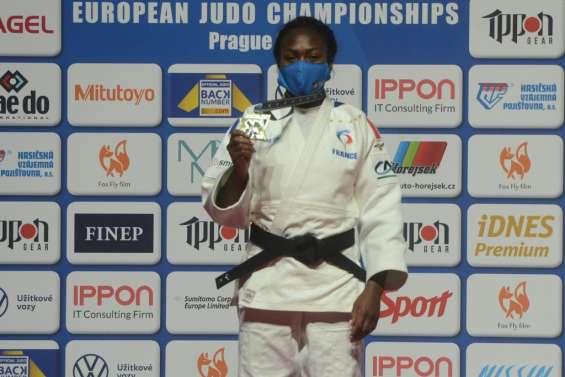 Judo: Agbegnenou continue malgré tout de faire des étincelles