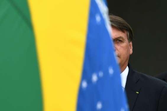 Municipales au Brésil: le centre droit en force contre le bolsonarisme