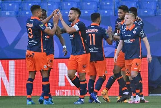 L1: match fou à Montpellier, défaite gag pour Dijon