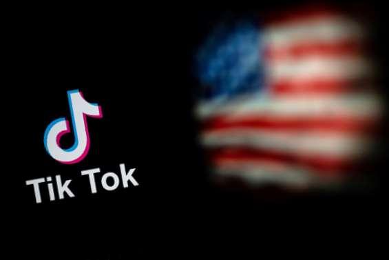 Pas d'accord entre Washington et TikTok mais les discussions se poursuivent