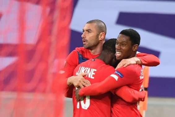 C3: Lille et l'AC Milan filent en 16es, Nice sort par la petite porte