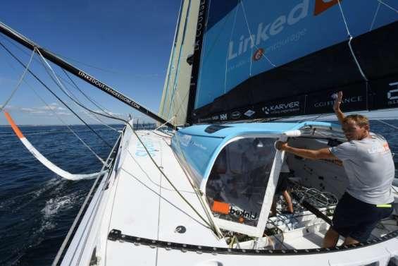 Vendée Globe: Ruyant reprend les devants