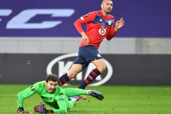 C3: Yilmaz envoie Lille en 16e de finale