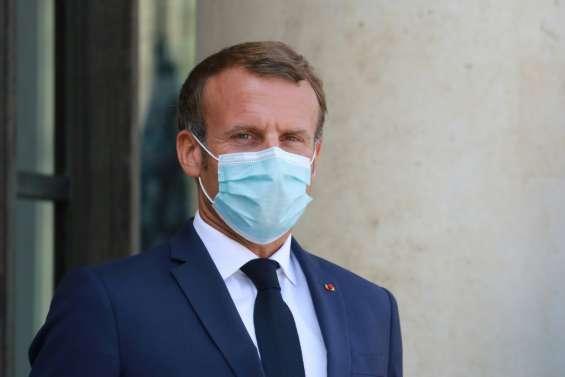 Des voeux sans cotillons pour Macron