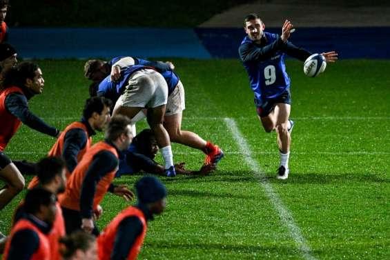 XV de France: six changements pour le Crunch et éviter le crash