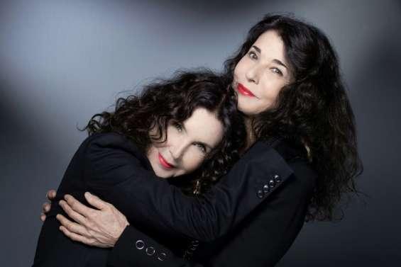 Katia et Marielle Labèque, soeurs au diapason depuis 50 ans