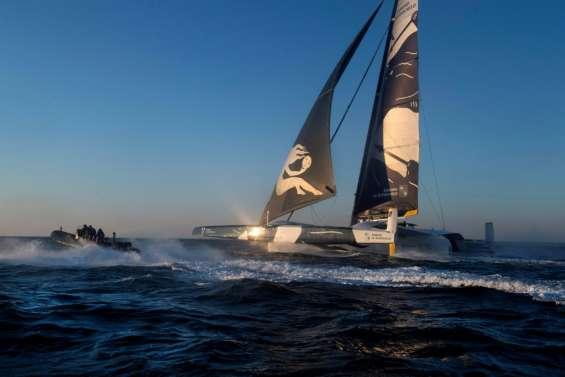 Trophée Jules Verne, le journal de bord de l'équipage: