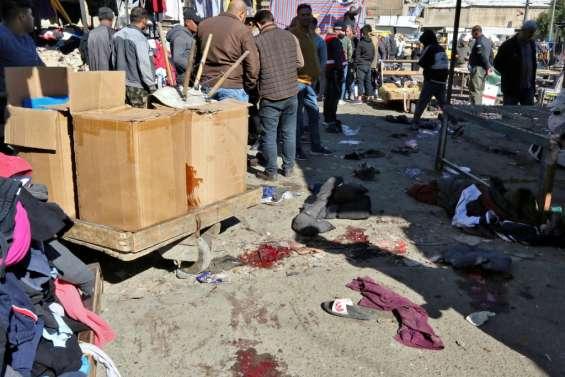 Plus de 20 morts dans un double attentat suicide à Bagdad
