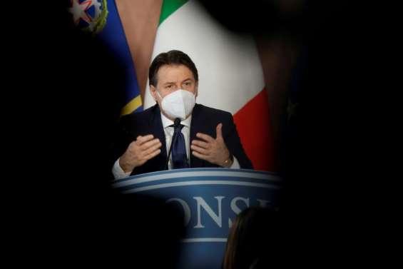 Italie: Giuseppe Conte à la manoeuvre pour sauver son gouvernement