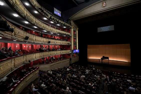Théâtres, cinémas, concerts: l'exception culturelle espagnole en pleine pandémie