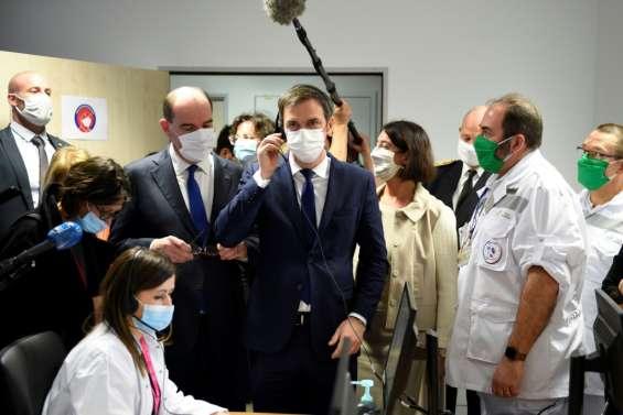 Covid: Véran souligne les effets du couvre-feu à 18H00 sur l'épidémie