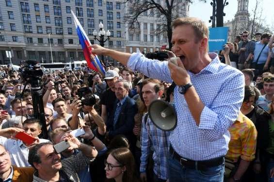 L'opposant Alexeï Navalny de retour en Russie en dépit des risques