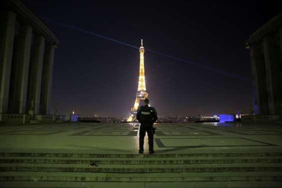 Covid-19: la France sous couvre-feu vespéral