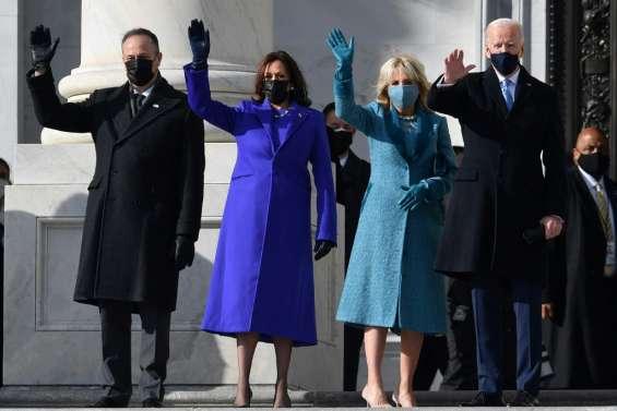 Joe Biden investi 46e président des États-Unis