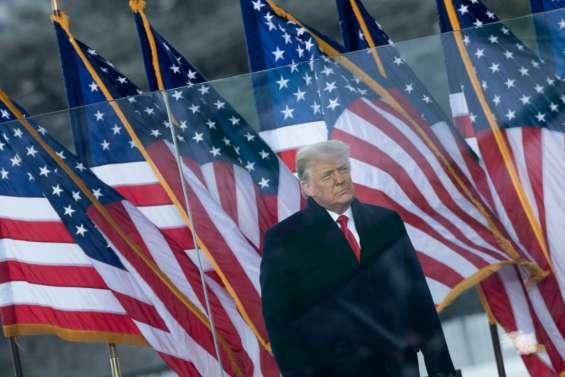 Dernière journée de Trump à la Maison Blanche, Biden arrive à Washington