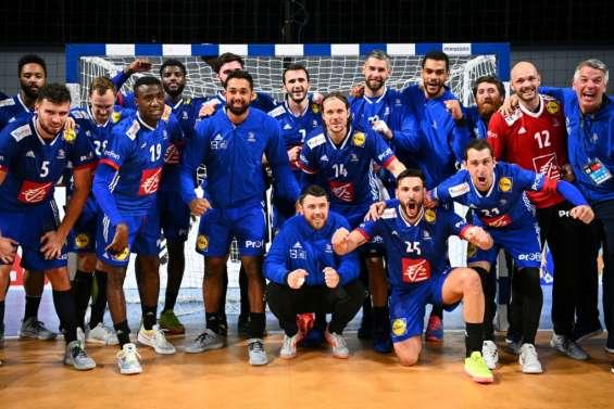 Mondial de hand: sauvés par Guigou, les Bleus rallient le carré final après prolongation