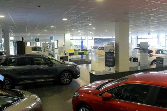 Le marché automobile français a régressé en 2020 à son niveau de 1975