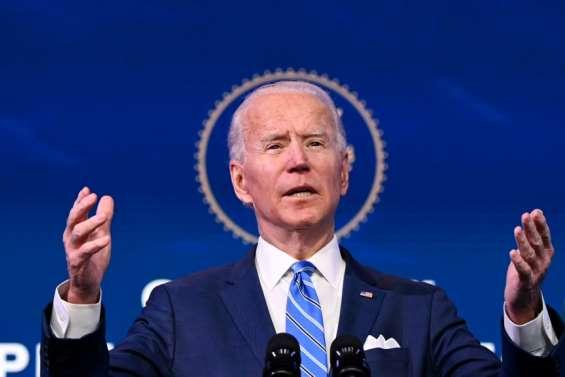 Biden va annoncer son plan de vaccination des Américains contre le Covid-19