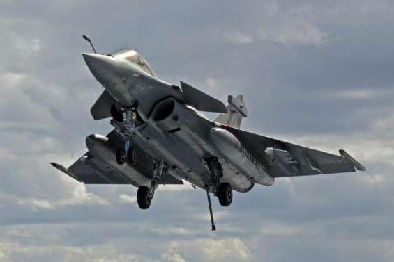 La Grèce a signé un contrat pour l'achat de 18 Rafale à la France