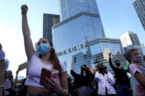 La marque Trump mise en péril par une fin de mandat chaotique