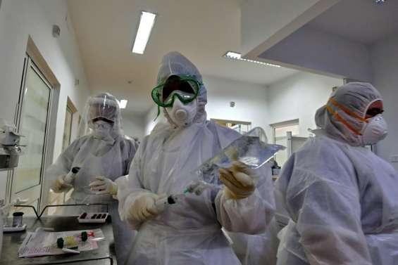 Virus: record de morts en 24 heures, les variants se propagent