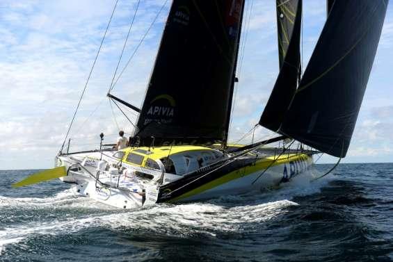 Vendée Globe: Dalin repasse devant Burton