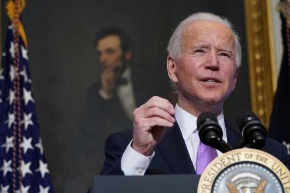 Biden s'attaque aux forages de pétrole et de gaz aux Etats-Unis