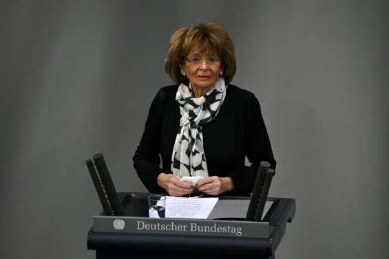 Allemagne: une survivante de la Shoah alerte sur la résurgence de l'antisémitisme