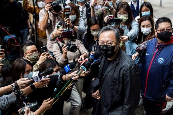 Primaires à Hong Kong: 47 personnes inculpées pour
