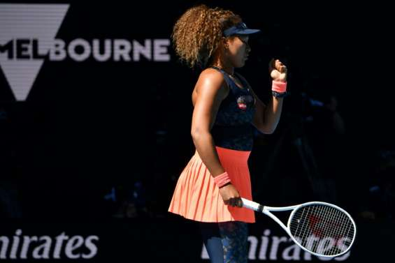 Open d'Australie: Osaka brise encore la quête de Serena Williams