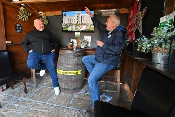 Au château de Windsor ou au pub