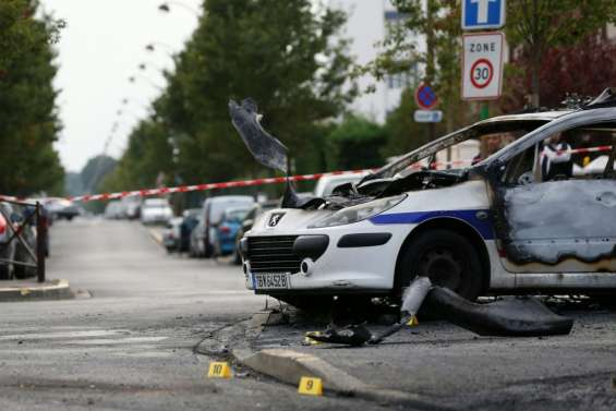 Policiers brûlés à Viry-Châtillon: verdict attendu pour les 13 accusés