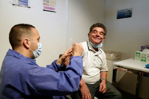 Covid-19: le cap des 20 millions de primo-vaccinés à portée de main