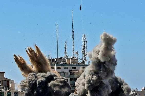 Le Conseil de sécurité se réunit après des destructions à Gaza et des roquettes sur Israël