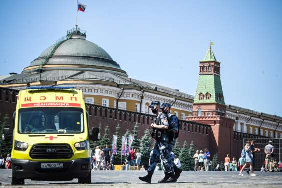 Covid en Russie: nouveau record de cas à Moscou pour le second jour consécutif