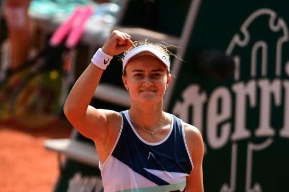 Roland-Garros: Barbora Krejcikova remporte son premier titre du Grand Chelem