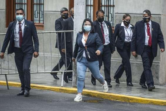 Pérou: Keiko Fujimori ne retourne pas en détention provisoire
