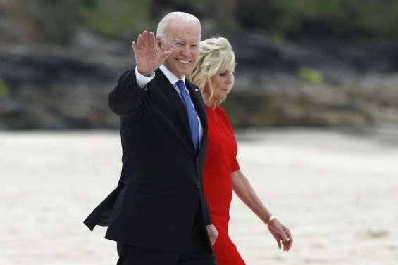 Biden, l'offensive de charme, le jeu des contrastes avec Trump