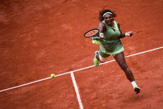 Roland-Garros: Serena tient son rang, Medvedev prend ses quartiers