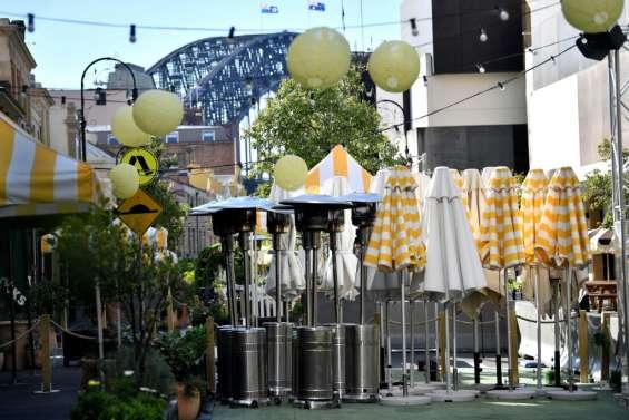 Coronavirus: la ville de Sydney entièrement confinée