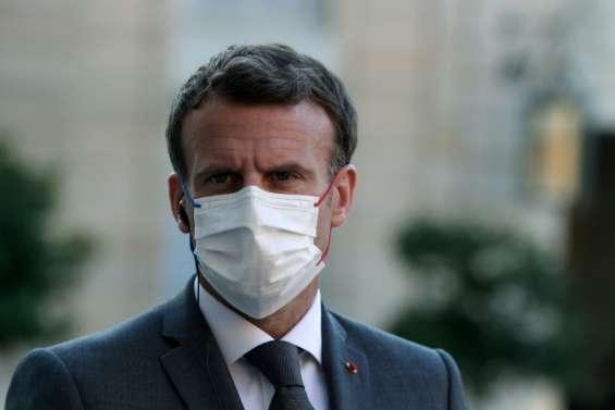 Emmanuel Macron annonce le lancement d'Etats généraux de la justice