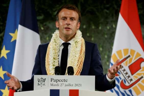 Macron reconnait