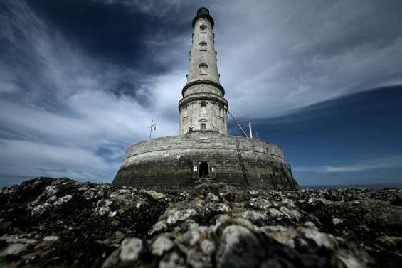Dans l'estuaire de la Gironde, Cordouan, le