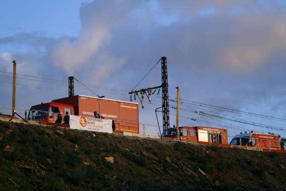 Un éboulement sur un chantier fait un mort et interrompt le trafic TGV de Montparnasse