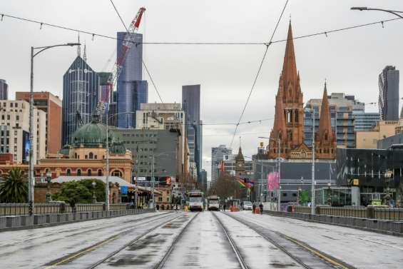 Australie: les rues de Melbourne désertes après le début d'un cinquième confinement