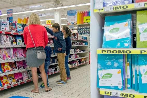 Avant la rentrée, les prix des fournitures se tiennent sages
